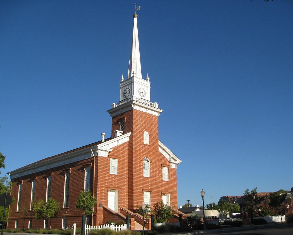 St. George TabernacleSt. George, Utah